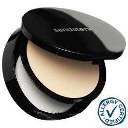 Sandstone Scandinavia Pressed Mineral Foundation