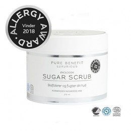 Hevi sugaring Pure Benefit Luxurious Sugar Scrub - 275 ml.